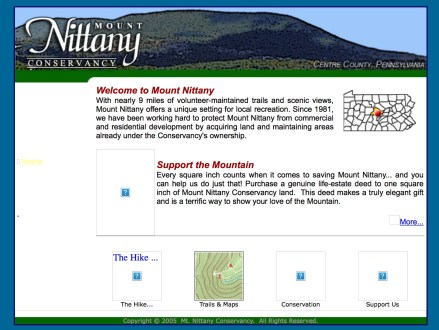Mt. Nittany Conservancy