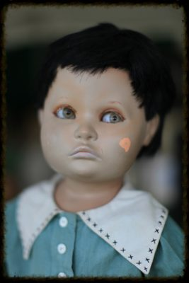 Edward The Creepy Doll