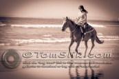 Horse Riding Imperial Beach Mexico Border 9-13-2015 0232