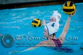 Taylor Water Polo Novice Tournament (vs Helix) 1-24-2015 0028