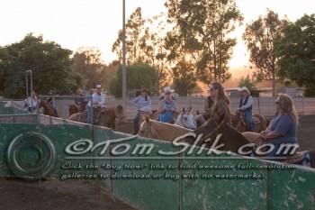 Lynn & Sam Team Cow Sorting 5-18-2016 0204