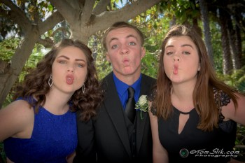Prom 2016 (Taylor, Adler, Karla, Josue) 0114