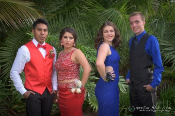 Prom 2016 (Taylor, Adler, Karla, Josue) 0301