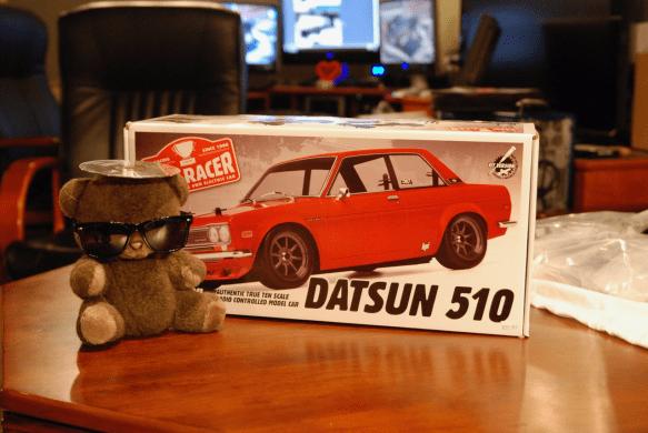 HPI CupRacer Datsun 510 008