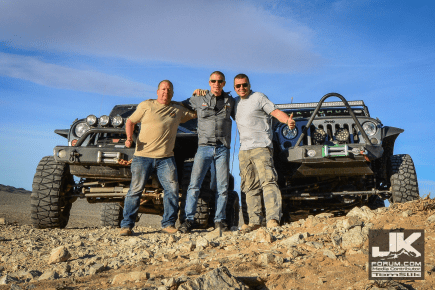 King of the Hammers 2014 1150