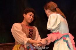 PHS Theatre Cinderella rehearsal 2-1-2018 0217