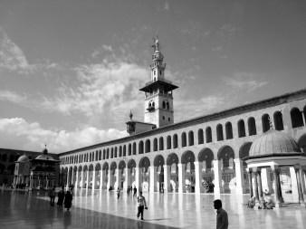 Umayyad Mosque, Damascus