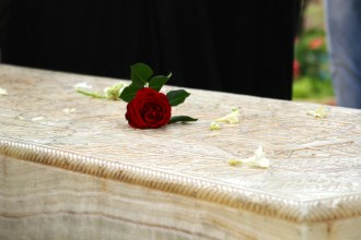 A rose on Hafez' tomb