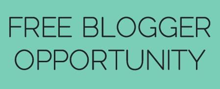 free blogger opp