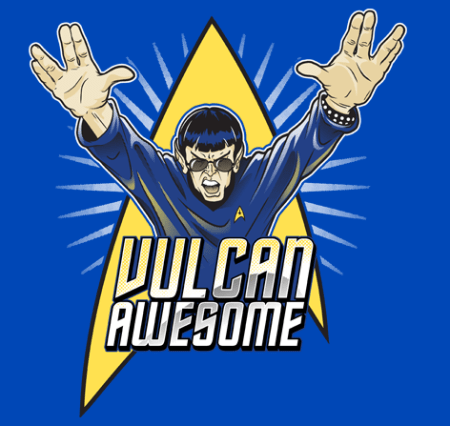Vulcan Awesome