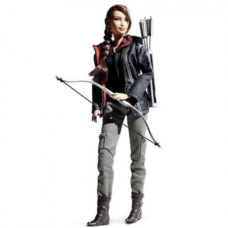 Katniss Doll from The Hunger Games