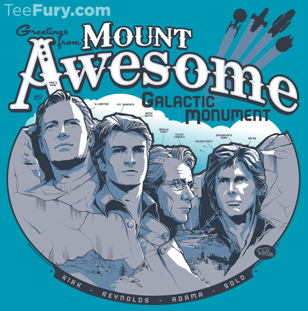Mount Awesome T-Shirt