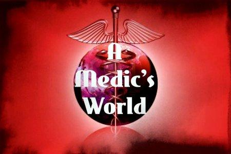 A Medic's World logo