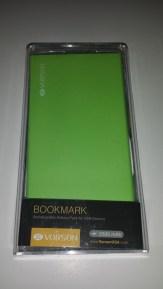 Vorson Bookmark