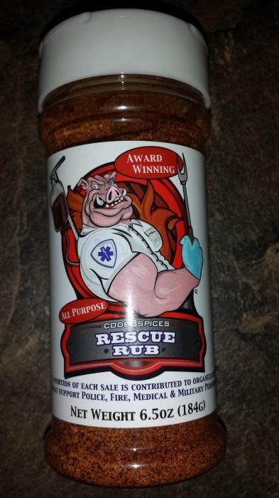 Rescue Rub 6.5 oz Bottle