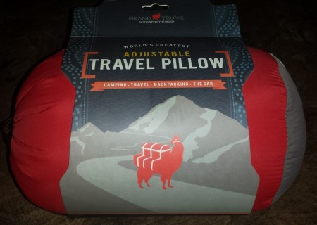 Grand Trunk Travel Pillow