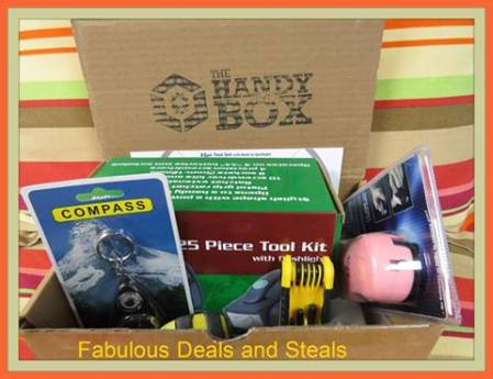 Handy Box Giveaway