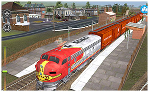 Trainz 2 simulator