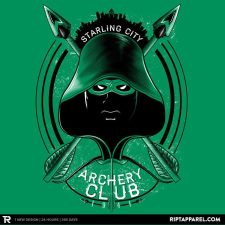 Arrow TV Show Tshirt