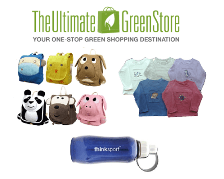 The Ultimate Green Store Promo