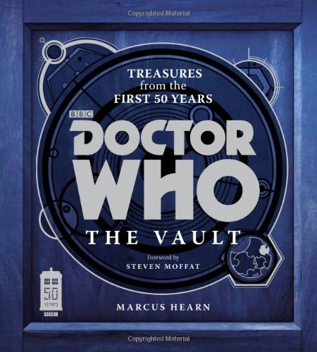 Doctor Who The Vault Book