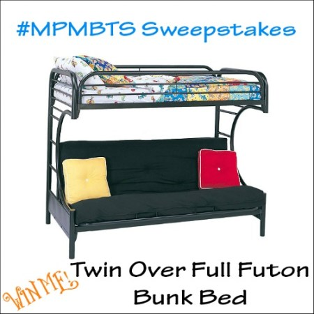 Futon Bed Giveaway
