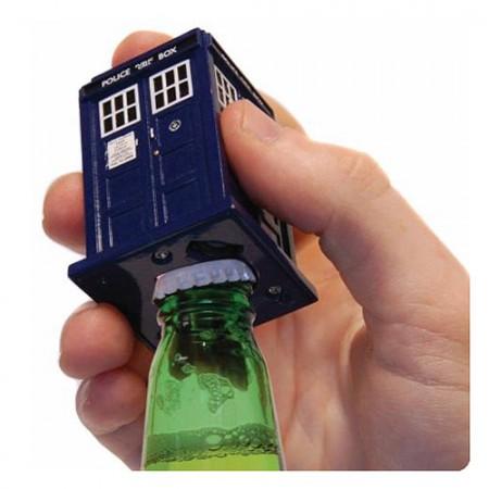 Doctor Who Tardis Bottle Opener