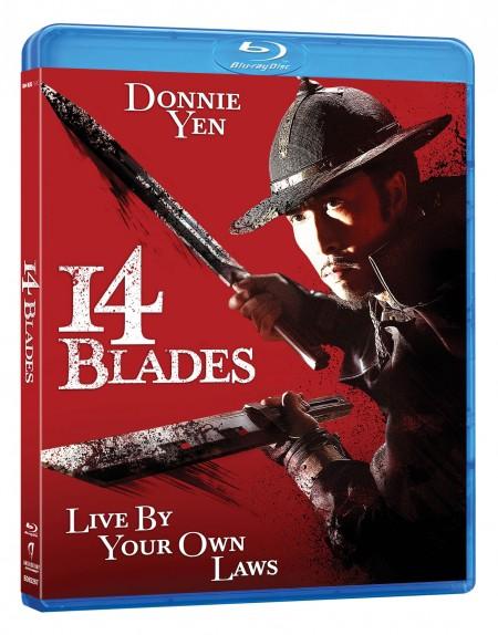 14 Blades BLU-RAY