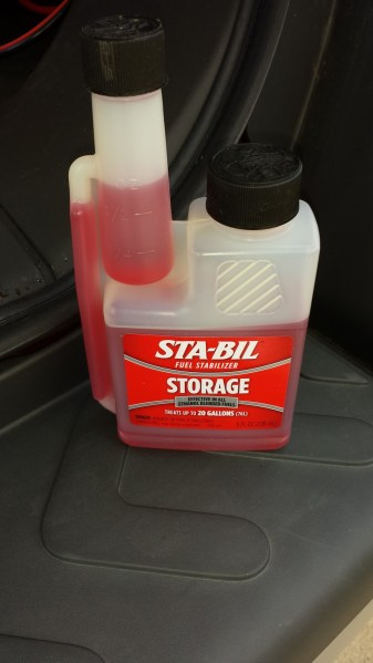 Fuel Stablilizer #WalmartAuto #Maintanance #RoadTrips #fuel