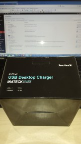 Inateck 4-port Charger
