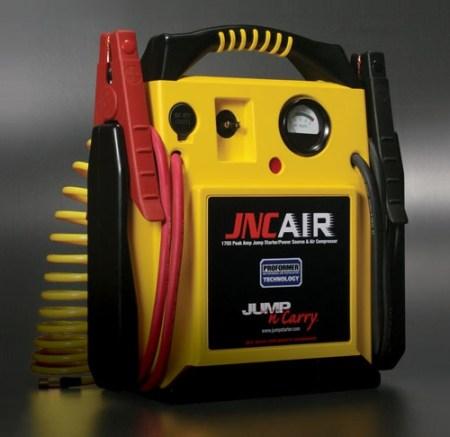 JNC Air Jump Starter #emergency #Safety #power #battery #travel #gift