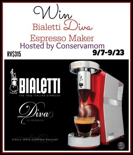 expresso machine giveaway