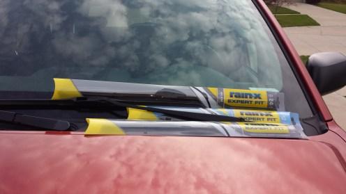 Expert Fit Beam Blade #wiperblade #auto #safety #weather #walmartauto