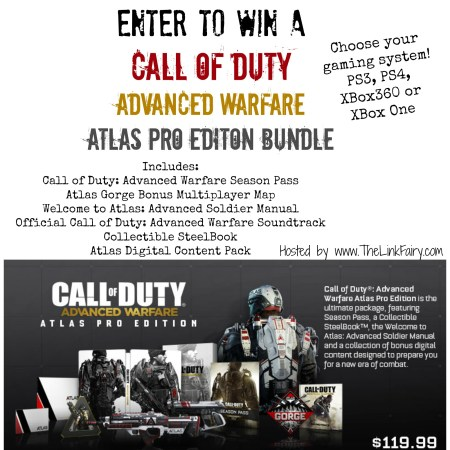 Call of Duty Giveaway