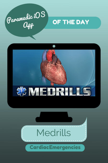Paramedic App of the Day