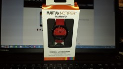 Martian Nofifier Watch