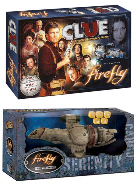 Firefly Clue and Yahtzee Giveaway