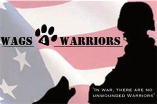wags for warriors program for veterans