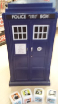 YAHTZEE®: Doctor Who 50th Anniversary Collector's Edition