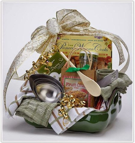 Curious Cook Gift Basket Giveaway