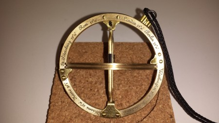Kala Pocket Sundial