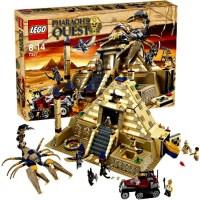Lego Curse of the Pharoah Pyramid
