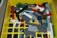 Largest Bricks in Top Bin