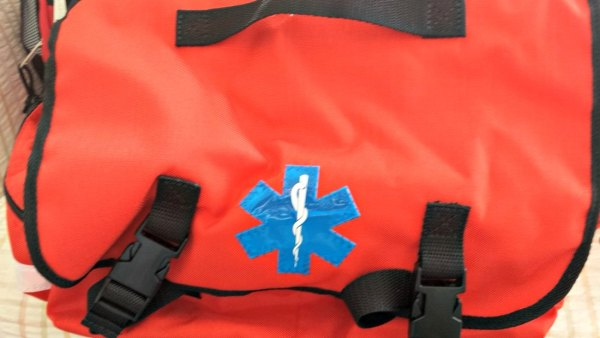 First Responder Bag from Chief Supply and Fieldtex great back for volunteers, and those EMS personal that want their own bag