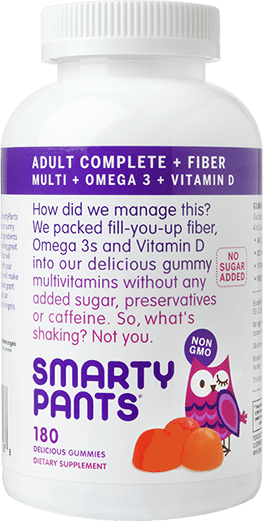 SmartyPants Adult Vitamins Giveaway