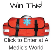 First Responder Trauma Bag Giveaway
