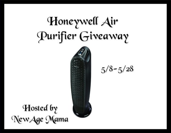 Honeywell Air Purifier giveaway, would love to reveiw or win one of these for my home as well. Clean air.