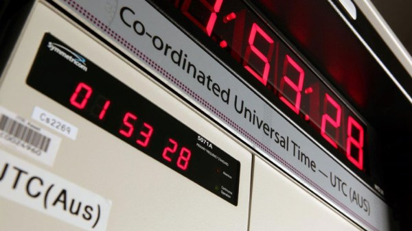 UTC Clock, Atomic Clock, What time is it?