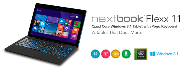 Welcome to the NextBook Flexx 11 Giveaway!