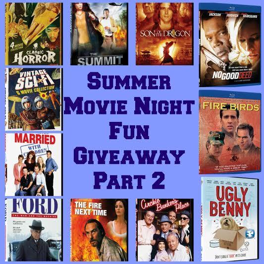 movie giveaway